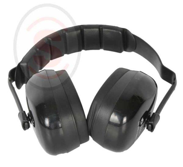Adjustable Earmuffs for Noise Reduction