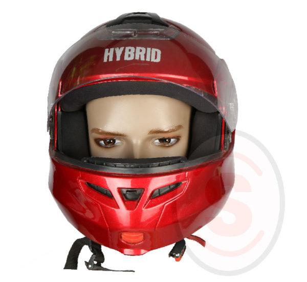 Hybrid Rider Helmet