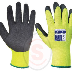 thermal grip cold resistant gloves
