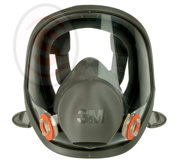 3M 6800 Reusable Full-Face Mask Respirator