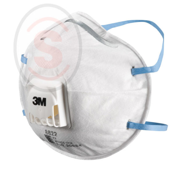 Disposable Respirator Valved