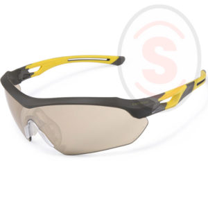 Elite Bronze Mirror Safety Spectacles