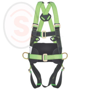 FULL BODY HARNESS WITH WAIST COMFORT BELT
