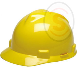 MSA V Gard Non Vented Helmet