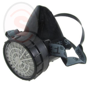Single Cartridge Respirator Mask
