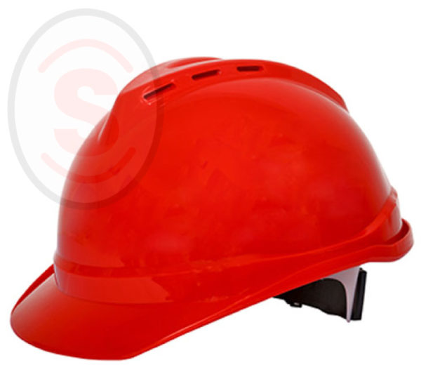 Ventilated Safety Helmet