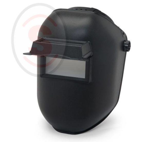 Welding Helmet with Ratchet Fitting